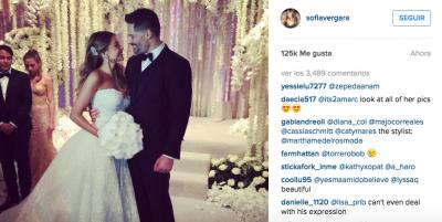 Joe y Sofía sellaron su amor con una esperada boda. (Instagram).