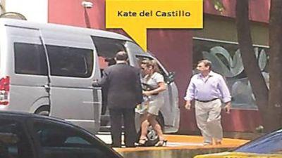 Kate del Castillo gestionó el encuentro entre Sean Penn y Guzmán a través de un teléfono 'Blackphone' que encripta los mensajes.