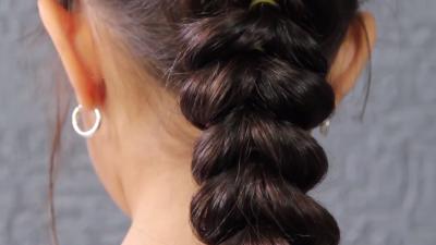 peinado girl fashion