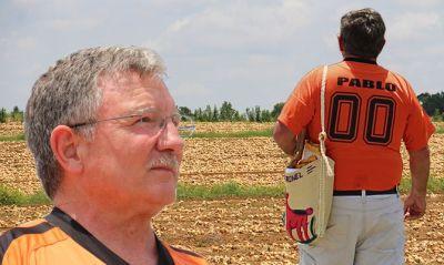 Paull Bridges comparte su vida en el campo de futbol con la politica.