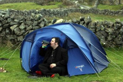 Festival Marks The Anniversary Of Sitcom Father Ted