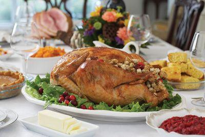 thanksgiving pavo