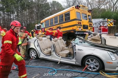 Accidente en Cobb