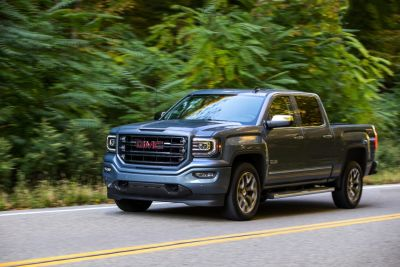 GMC Sierra SLT 2017. Foto: General Motors
