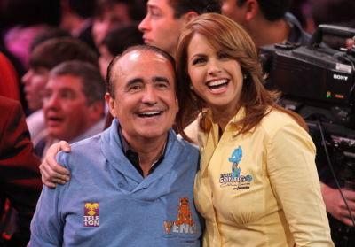 Pedro Ferriz de Con ha participado también en los teletones. (Getty Images).