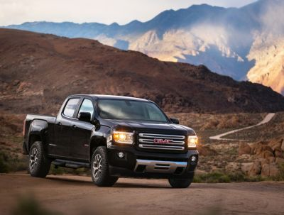 GMC Canyon 2017. Foto: General Motors