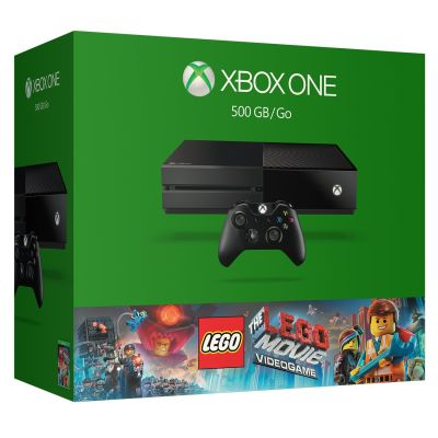 Microsoft Xbox One 500GB LEGO Bundle