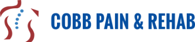logo cobb pain and rehab