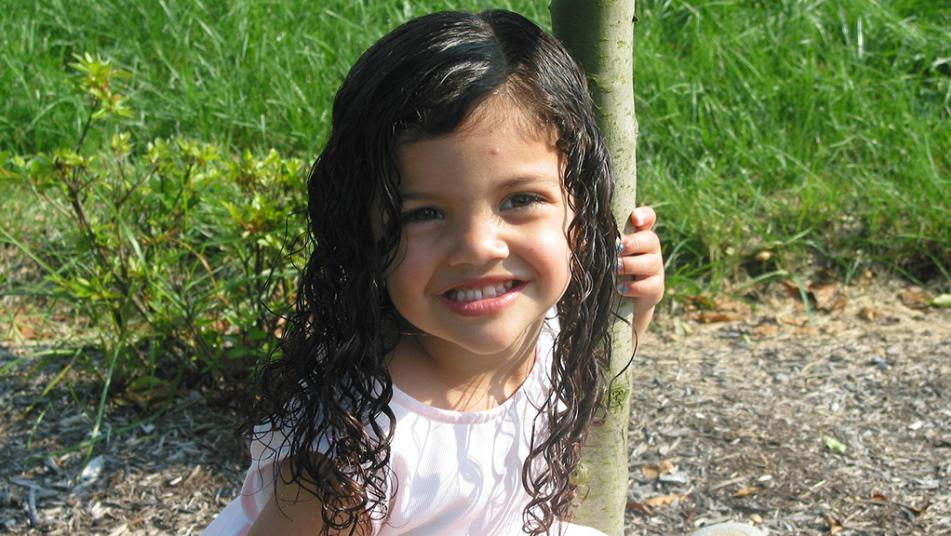 b Laurie Hernandez young