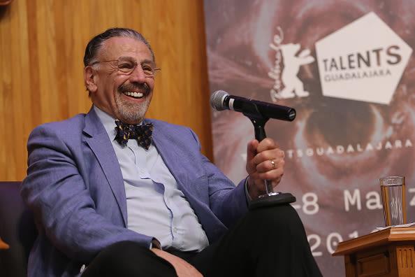 Guadalajara Film Festival Alfonso Arau - Press Conference