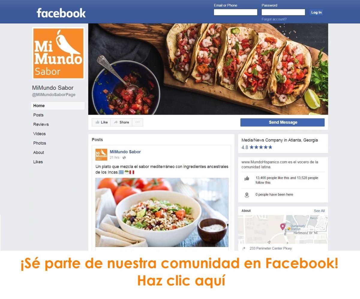 Sabor Facebook