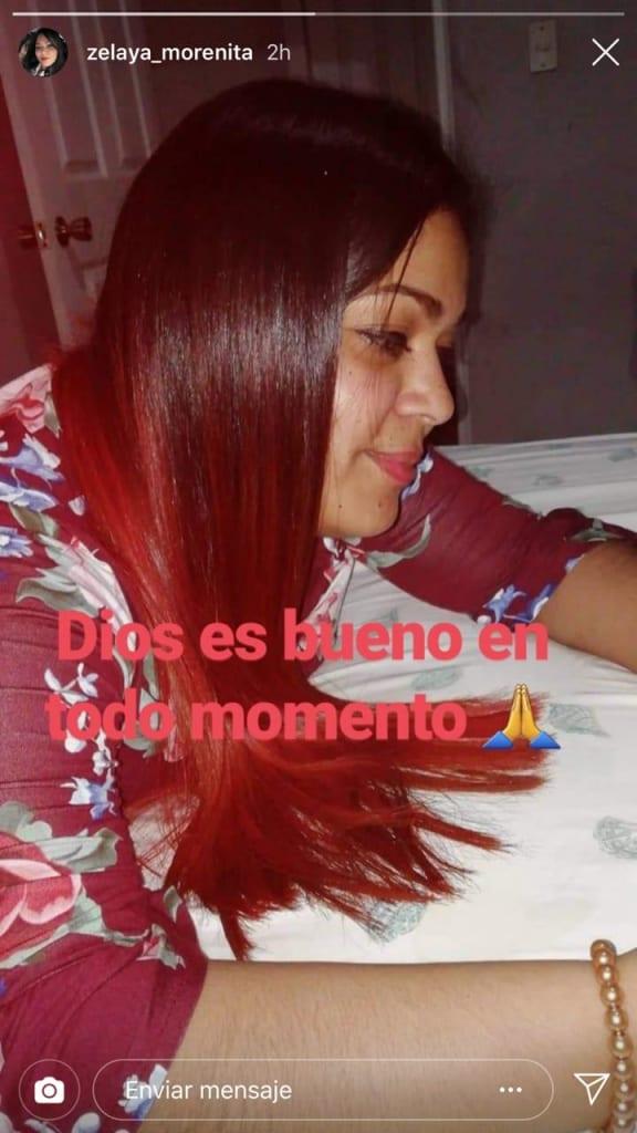 Mirna Zelaya Gómez Lady Frijoles