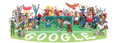 Doodle del Mundial 2018