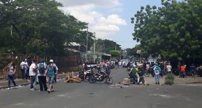 muertos en Nicaragua