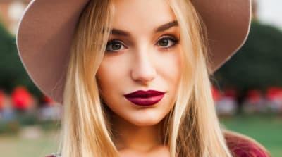 labios grandes labial maquillaje