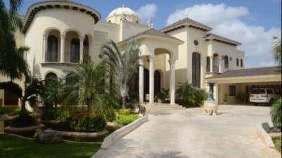 Casa de Luis Felipe Graham