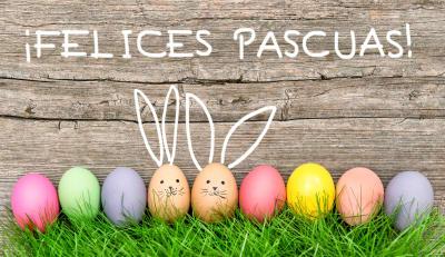 Domingo de Pascuas y dulces