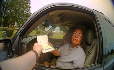 Crónica sacado licencia conducir