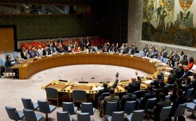 Consejo de Seguridad de la ONU trata el tema de  ataques químicos en Siria. FOTO: EFE