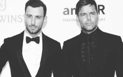 Ricky Martin anuncia su compromiso con Jwan Yosef. (Instagram/ Ricky_martin)