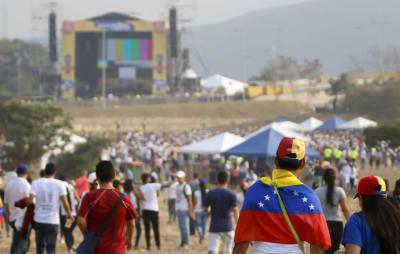 Venezuela Cututa concierto