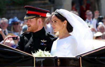 vestido de novia Meghan Markle
