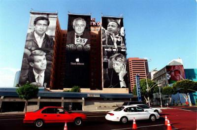 César Chávez se inspiró en MLK Jr.