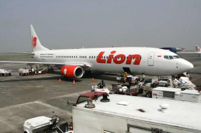 Avion en Indonesia