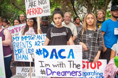 Donald Trump, DACA, inmigrantes, Corte de Apelaciones, San Francisco, William Alsup, Barack Obama, Texas, California, Suprema Corte