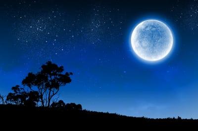 luna azul luna pascual
