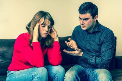 peleas con tu pareja
