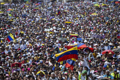 Venezuela cucuta concierto
