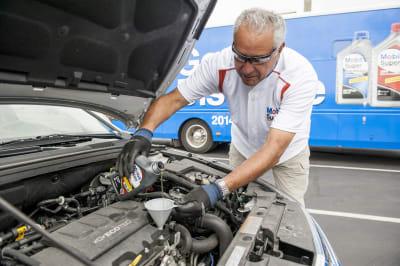 cambio aceite auto