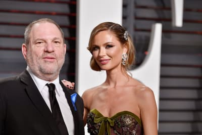 Georgina Chapman Harvey Weinstein