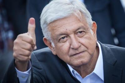 Carlos Slim, López Obrador