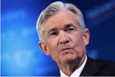 Jerome Powell, peso mexicano alza