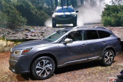 Auto Show Subaru