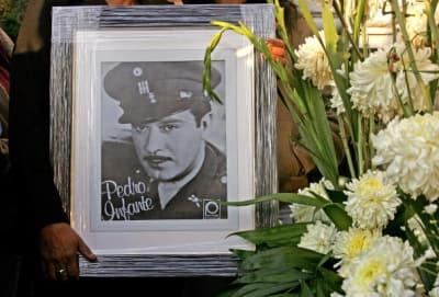 61 años de la muerte de Pedro Infante