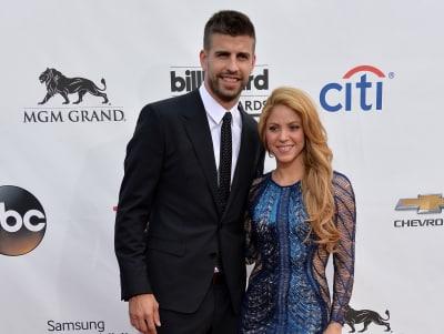 Shakira y Gerard Piqué