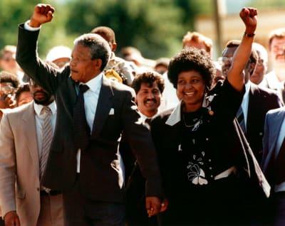 Fallece Winnie Mandela activista