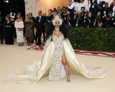 Met Gala 2018-Getty Images