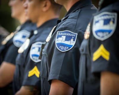 Crónica: Policía cae sorpresa