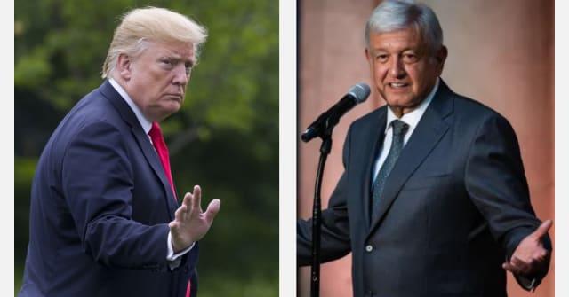López Obrador Trump