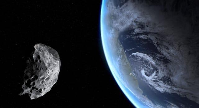 ¡Atentos! Gigantesco asteroide se acercará a la Tierra este sábado