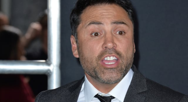 Oscar De La Hoya Demandado Por Agresión Sexual En California