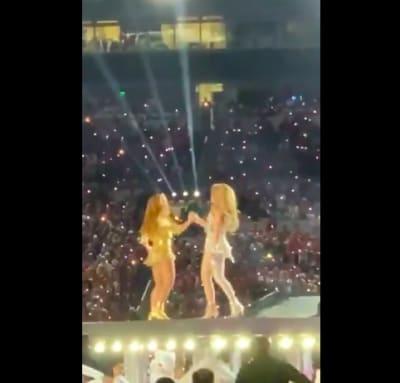 Shakira, JLo, Super Bowl