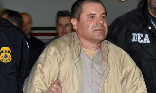 amigo Chapo Guzmán