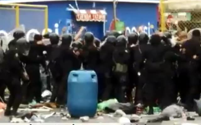 muere migrante