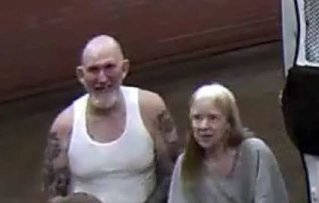 capturados en arizona pareja de fugitivos