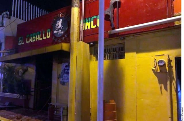Ataque a bar en México